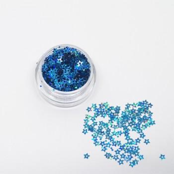 Déco Étoile Bleu