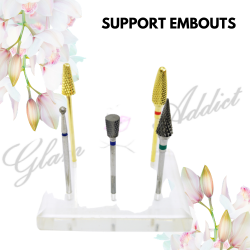Support Embouts
