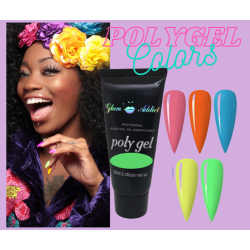 Collection polygel Colors